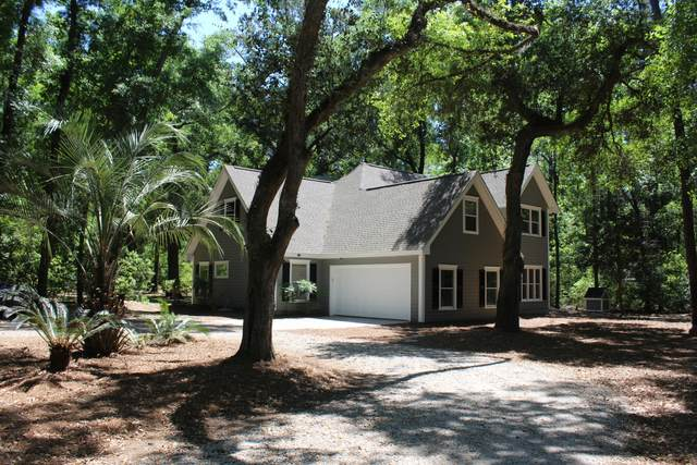 2 Oxeye Lane, Beaufort, SC 29907 (MLS #165820) :: Coastal Realty Group