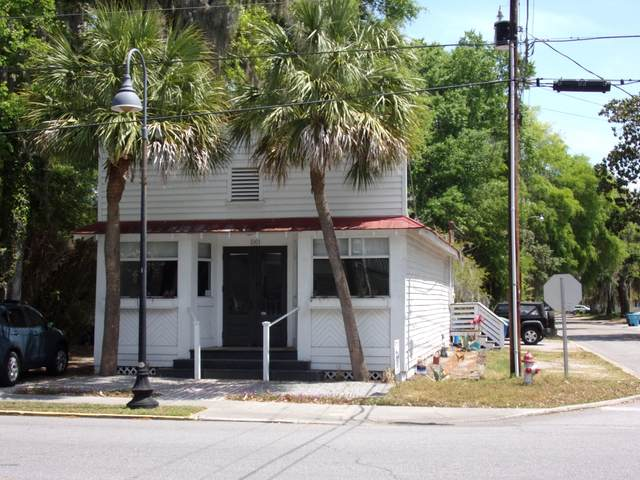 1001 Charles Street, Beaufort, SC 29902 (MLS #165860) :: Shae Chambers Helms | Keller Williams Realty