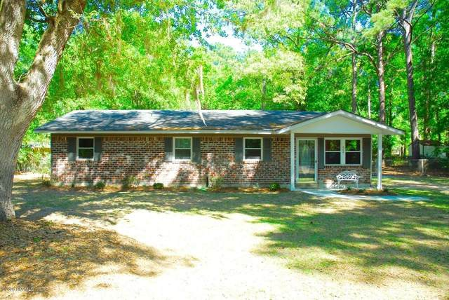 644 Sams Point Road, Lady's Island, SC 29907 (MLS #165877) :: RE/MAX Island Realty