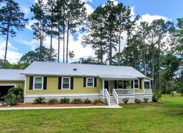 29 Downing Drive, Beaufort, SC 29907 (MLS #166165) :: Shae Chambers Helms | Keller Williams Realty