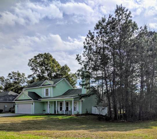 4 Katelyns Way, Beaufort, SC 29907 (MLS #166192) :: Shae Chambers Helms | Keller Williams Realty