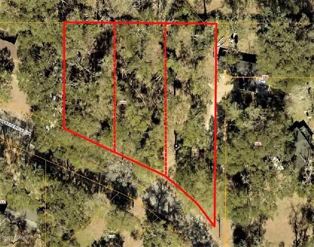 646 Fort Frederick Circle, Port Royal, SC 29935 (MLS #166453) :: Coastal Realty Group