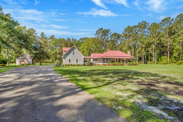 11350 Yemassee Highway, Early Branch, SC 29916 (MLS #166603) :: Coastal Realty Group