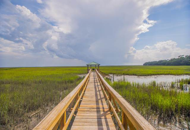 3010 Broad River Drive, Beaufort, SC 29906 (MLS #166661) :: Coastal Realty Group