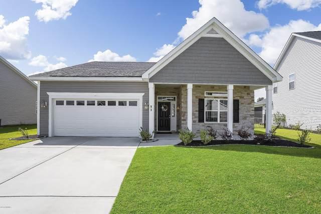 93 Battle Harbor Lane, Ridgeland, SC 29936 (MLS #166693) :: MAS Real Estate Advisors