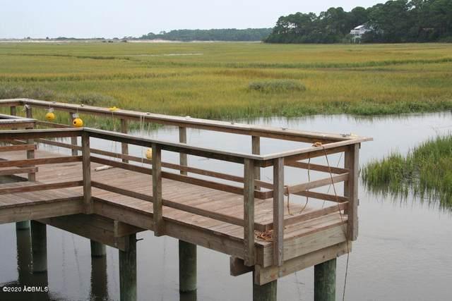 3 Ocean Marsh Court, Harbor Island, SC 29920 (MLS #166843) :: RE/MAX Island Realty
