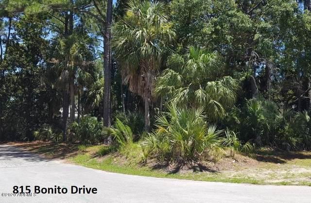 815 Bonito Drive, Fripp Island, SC 29920 (MLS #166960) :: RE/MAX Island Realty