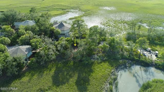 879 Fiddlers Ridge Road, Fripp Island, SC 29920 (MLS #167322) :: Coastal Realty Group