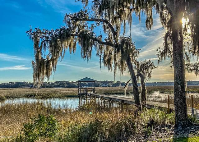 140 Stuart Point Road, Seabrook, SC 29940 (MLS #167942) :: Coastal Realty Group