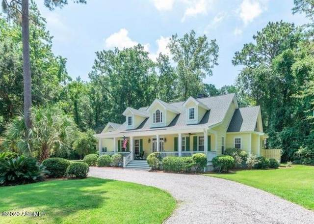 1 Longwood Court, Okatie, SC 29909 (MLS #167977) :: Shae Chambers Helms | Keller Williams Realty