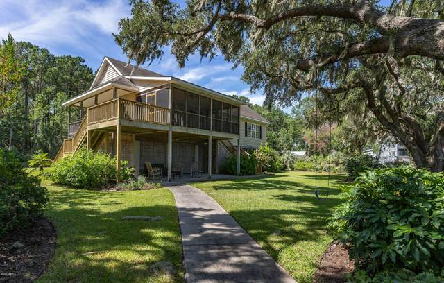 16 Northview Drive, Beaufort, SC 29906 (MLS #168299) :: Coastal Realty Group