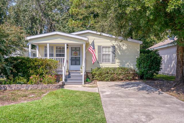 42 Pine Forest Drive, Bluffton, SC 29910 (MLS #168354) :: Shae Chambers Helms | Keller Williams Realty