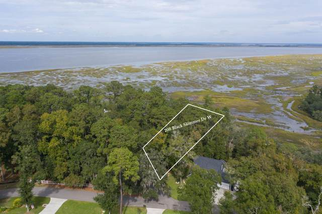 208 Black Skimmer Drive W, Beaufort, SC 29907 (MLS #168420) :: RE/MAX Island Realty