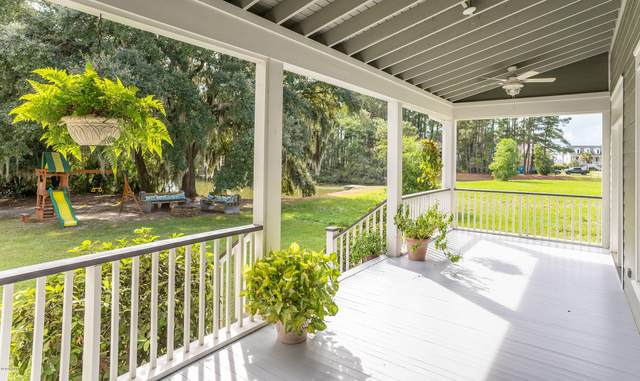 122 Willow Point Road, Beaufort, SC 29906 (MLS #168446) :: Shae Chambers Helms | Keller Williams Realty
