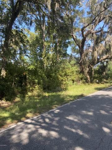 420 Seaside Road, St. Helena Island, SC 29920 (MLS #168449) :: Coastal Realty Group