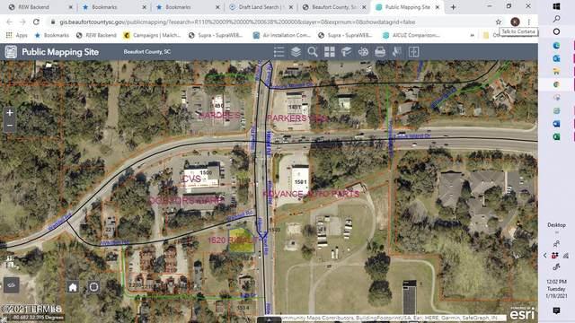 1520 Ribaut Road, Port Royal, SC 29935 (MLS #168658) :: Shae Chambers Helms | Keller Williams Realty