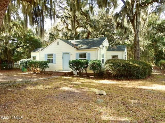 1605 Ritter Circle, Port Royal, SC 29935 (MLS #169095) :: RE/MAX Island Realty