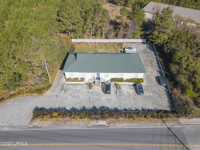 4 Grober Hill Road, Beaufort, SC 29906 (MLS #169182) :: RE/MAX Island Realty