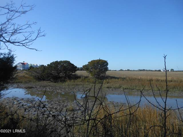 11 Mickeys Alley, Harbor Island, SC 29920 (MLS #169372) :: RE/MAX Island Realty