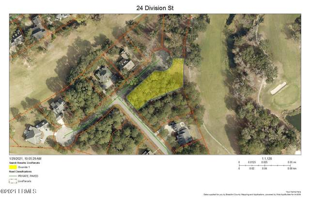 24 Division Street, Beaufort, SC 29907 (MLS #169593) :: RE/MAX Island Realty