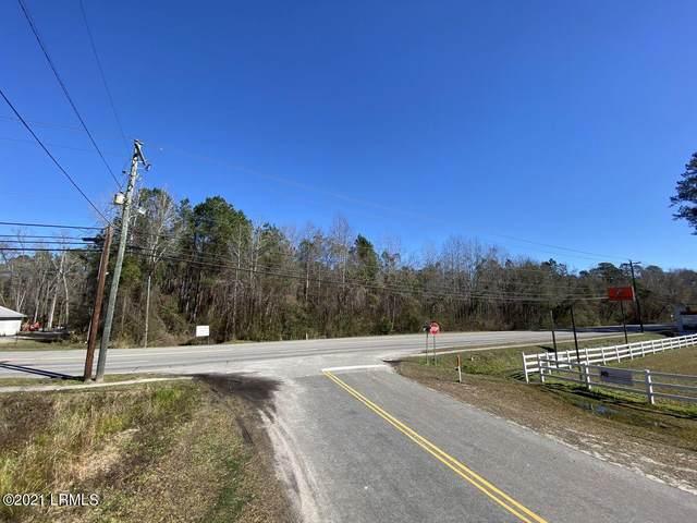 625 Elm Street E, Hampton, SC 29924 (MLS #169608) :: RE/MAX Island Realty