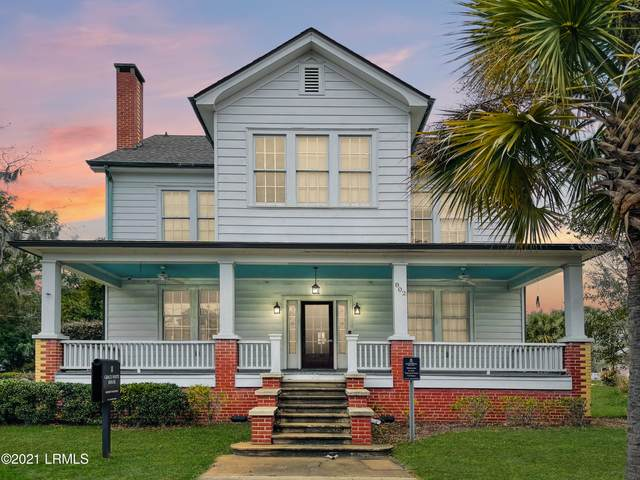 802 Carteret Street, Beaufort, SC 29902 (MLS #169822) :: Coastal Realty Group