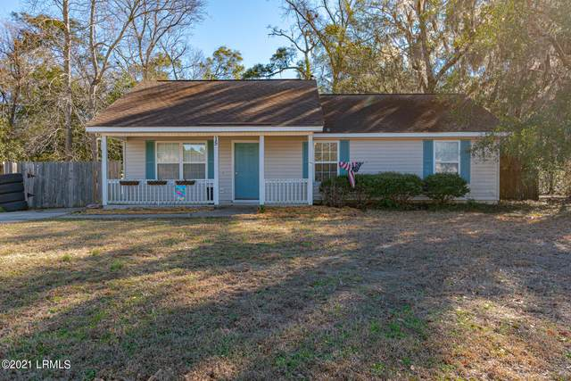 15 Spanish Moss Drive, Beaufort, SC 29907 (MLS #169949) :: Shae Chambers Helms | Keller Williams Realty