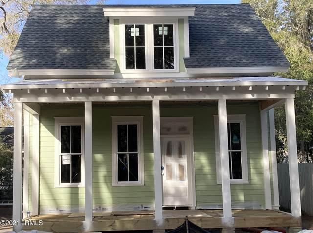 1296 Charles Street, Beaufort, SC 29902 (MLS #170028) :: Coastal Realty Group