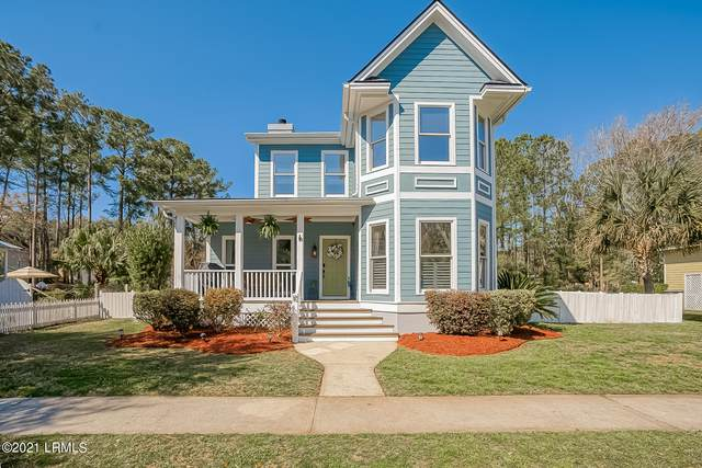 10 Petigru Drive, Beaufort, SC 29902 (MLS #170106) :: Coastal Realty Group