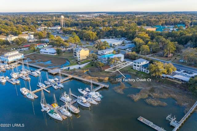 106 Factory Creek Court, Beaufort, SC 29907 (MLS #170214) :: Shae Chambers Helms | Keller Williams Realty