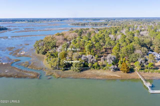 450 Distant Island Drive, Beaufort, SC 29907 (MLS #170357) :: Shae Chambers Helms | Keller Williams Realty