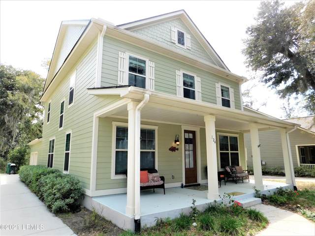 124 Wrights Point Circle, Beaufort, SC 29902 (MLS #170392) :: Shae Chambers Helms | Keller Williams Realty