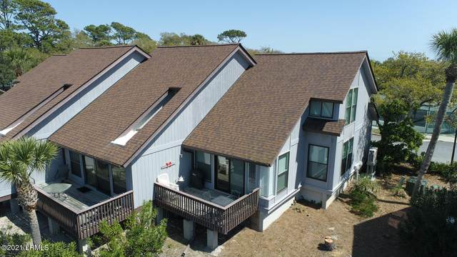 205 Tennis Villa Circle #205, Fripp Island, SC 29920 (MLS #170425) :: Coastal Realty Group