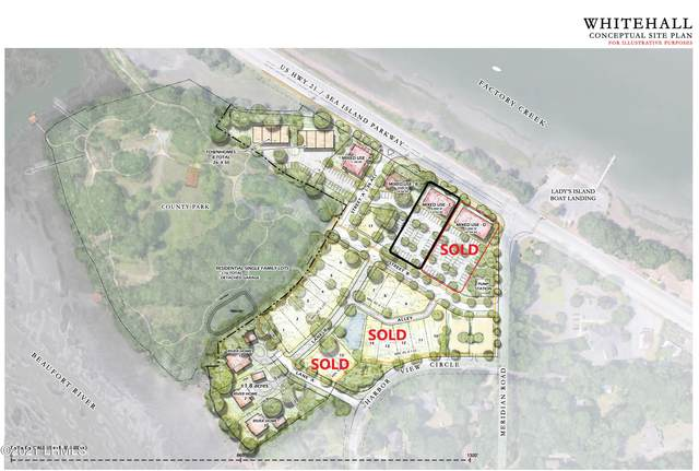 Mu-C Whitehall Point, Beaufort, SC 29907 (MLS #170460) :: Coastal Realty Group