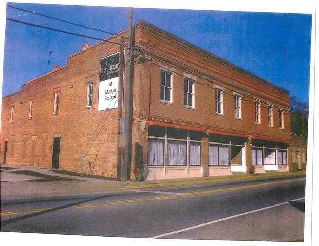 45 W Carolina Avenue, Varnville, SC 29944 (MLS #170508) :: Coastal Realty Group