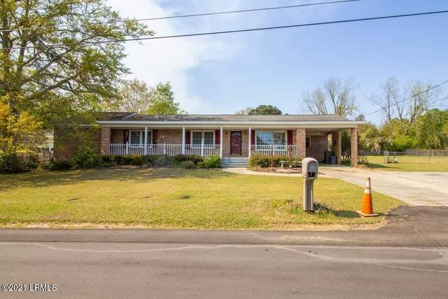 116 Myrick Street, Barnwell, SC 29812 (MLS #170512) :: Shae Chambers Helms | Keller Williams Realty
