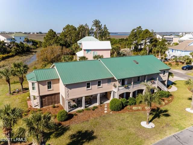 1 Scallop Court, Harbor Island, SC 29920 (MLS #170541) :: RE/MAX Island Realty