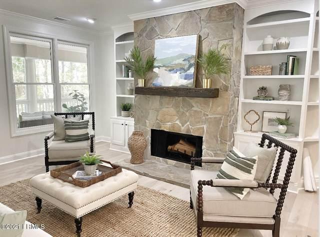 3 Belfair Point Drive, Bluffton, SC 29910 (MLS #170555) :: Shae Chambers Helms   Keller Williams Realty