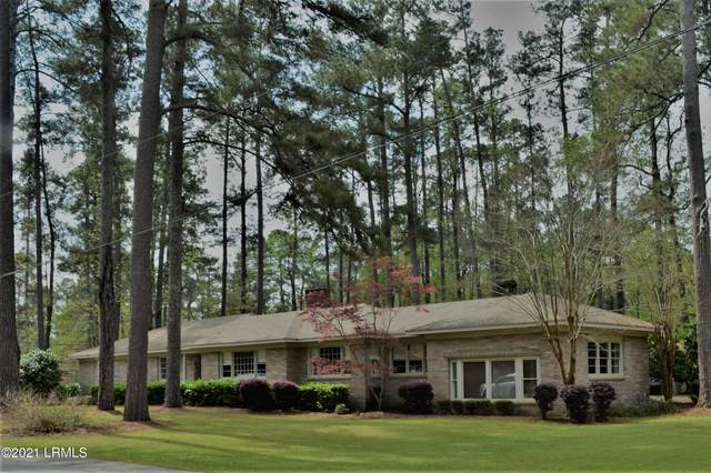 65 Park Street, Varnville, SC 29944 (MLS #170574) :: Coastal Realty Group