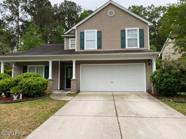 101 Winyah Way, Beaufort, SC 29906 (MLS #170704) :: Shae Chambers Helms | Keller Williams Realty