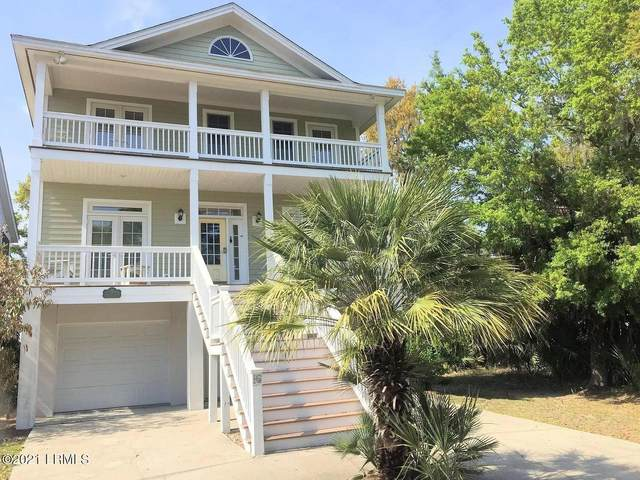 64 Davis Love Drive, Fripp Island, SC 29920 (MLS #170873) :: Shae Chambers Helms | Keller Williams Realty