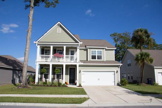 4125 Sage Drive, Beaufort, SC 29907 (MLS #171078) :: Shae Chambers Helms | Keller Williams Realty