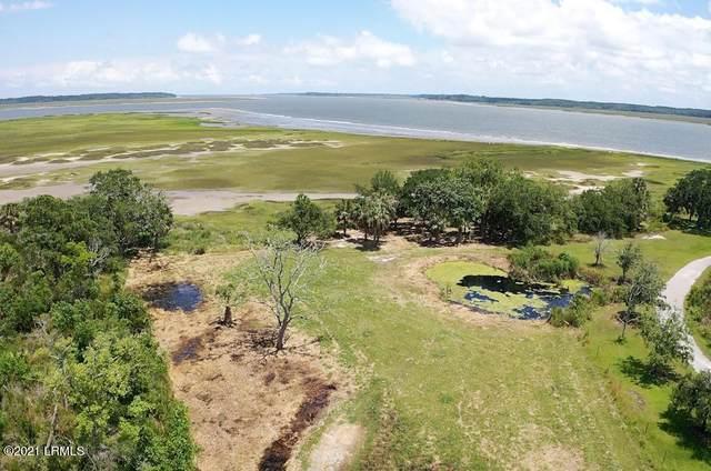 16 Creek View Drive, Beaufort, SC 29907 (MLS #171108) :: Coastal Realty Group