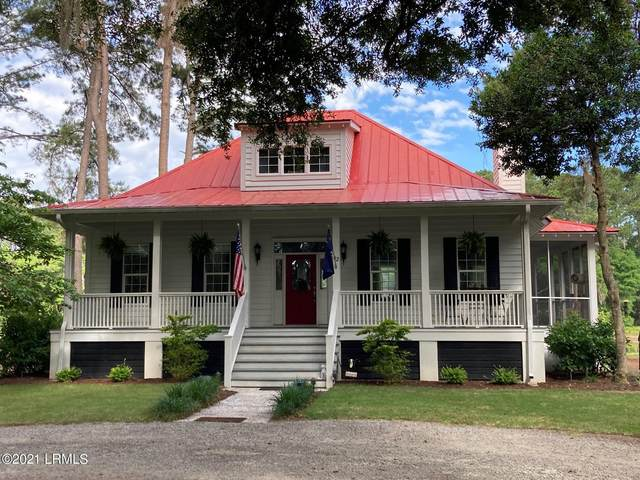 52 Bermuda Downs, St. Helena Island, SC 29920 (MLS #171204) :: RE/MAX Island Realty