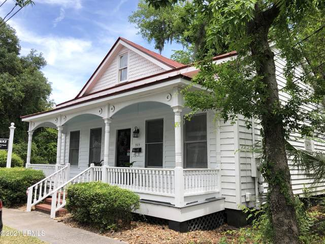 905 Charles Street A, Beaufort, SC 29902 (MLS #171454) :: RE/MAX Island Realty