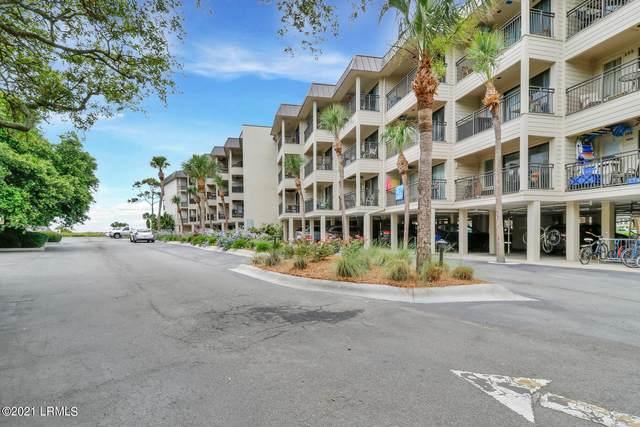 23 S Forest Beach Drive #214, Hilton Head Island, SC 29928 (MLS #171492) :: RE/MAX Island Realty