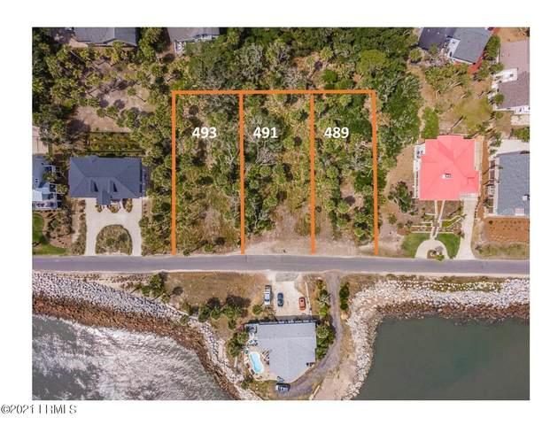 493 Porpoise Drive, Fripp Island, SC 29920 (MLS #171650) :: Shae Chambers Helms | Keller Williams Realty