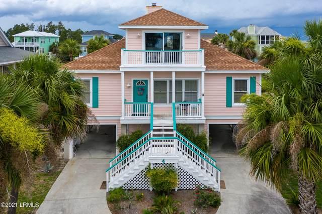 4 Sand Dollar Court, Harbor Island, SC 29920 (MLS #171666) :: Coastal Realty Group