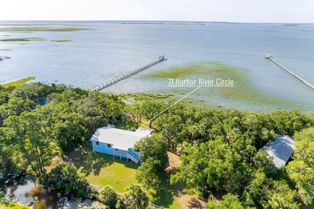 71 Harbor River Circle, St. Helena Island, SC 29920 (MLS #171812) :: Coastal Realty Group