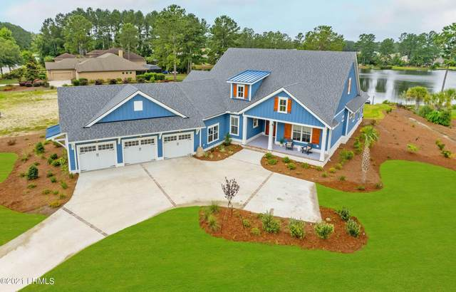 70 Hampton Lake Drive, Bluffton, SC 29910 (MLS #172045) :: RE/MAX Island Realty